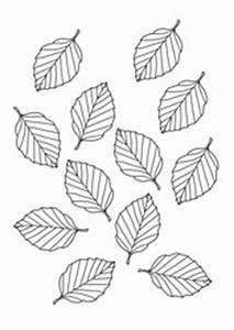Blätter Vorlagen Zum Ausschneiden : ausmalbilder herbst basteln gestalten ~ Lizthompson.info Haus und Dekorationen