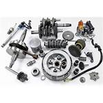 Parts Bike Gear Motorcycle Elizabeth 2nd Spares