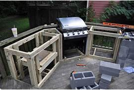 Outdoor Kitchen Plans by 20 Ideas About Outdoor Kitchen Plans
