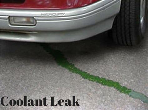What's Leaking Under My Car?