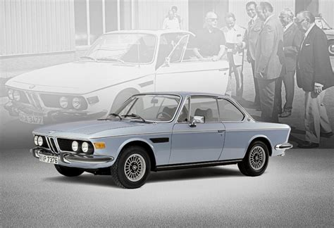 Classic Bmw Coupe Becomes 800-horsepower Electric Car
