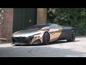 Peugeot ONYX Driving Goodwood FoS YouTube