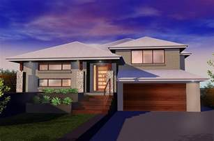 custom home design ideas level home designs custom split fowler homes sydney nsw house plans 76686