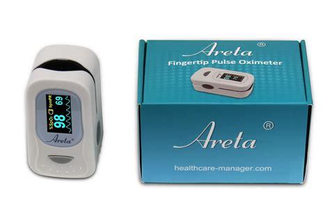 Areta Fingertip Pulse Oximeter