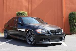 Bmw Serie 3 E90 : mineral black bmw e90 3 series sedan forgestar f14 wheels ~ Farleysfitness.com Idées de Décoration