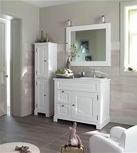 meuble salle de bain yukon With meuble salle de bain style classique