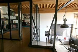 R U00e9novation Appartement Croix Rousse  Lyon   Mezzanine