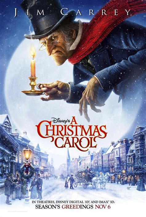 a christmas carol text and images