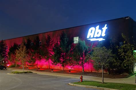 Abt Lights Up Pink For Breast Cancer Awareness Month