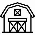 Granero Icon Gratis Icono Icons Barn Icone