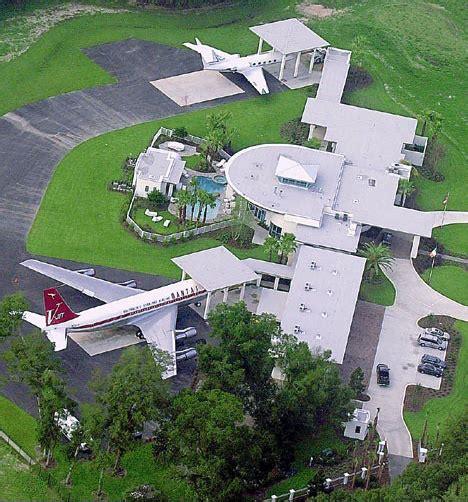 maison de travolta la maison de travolta 224 ocala en floride a m 234 me un parking sp 233 cial pour avion