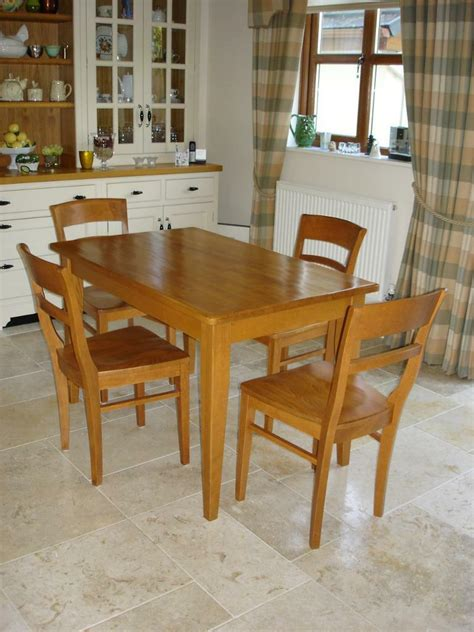 sale john lewis solid wood kitchendining room table