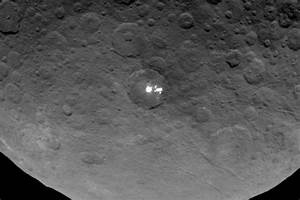 NASA's Dawn is homing in on the white spots on Ceres and ...