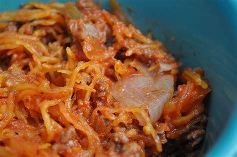 simple spaghetti squash recipes easy spaghetti squash recipe a small life