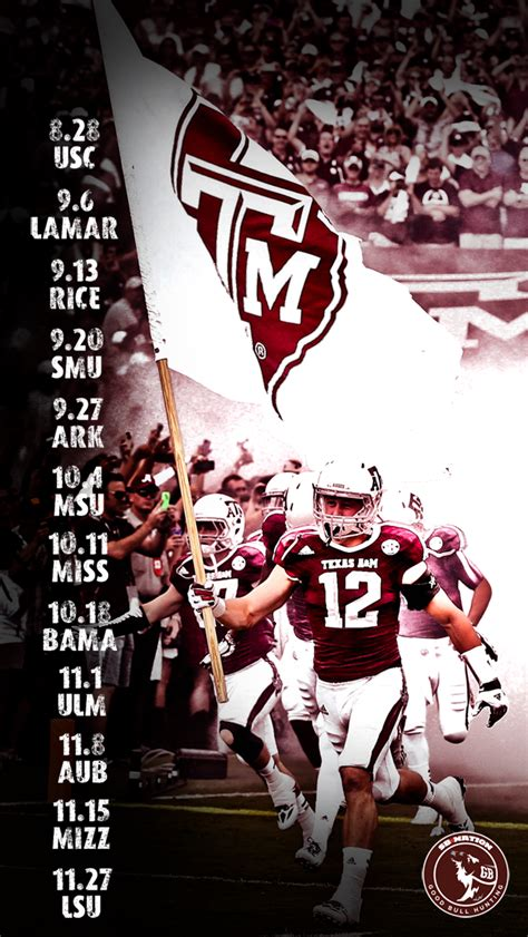aggie football wallpapers   good bull hunting