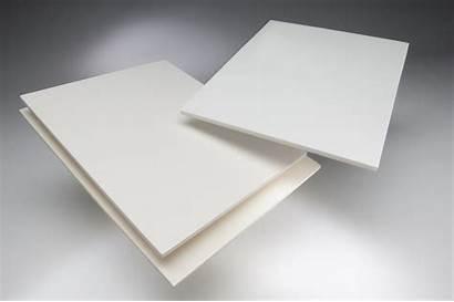 Foamboard Paperboard Foam Board Polymershapes Material