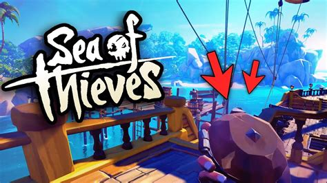 we re going to become a pirate legend sea of thieves beta pc and xbox one gameplay details