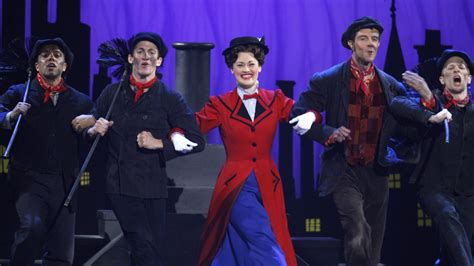 mary poppins musical   works