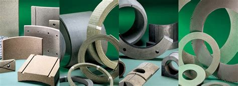 industrial friction material industrial brake pads