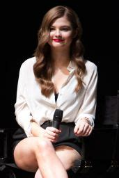 Stefanie Scott - Insidious Chapter 3 Trailer Launch Event ...