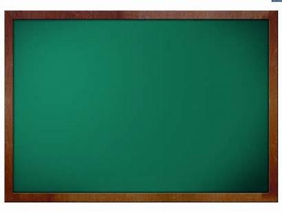 Background Board Chalkboard Blank Clipart Classroom Chalk