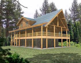 log cabins house plans 3115 sq ft pioneer log home style log cabin home log