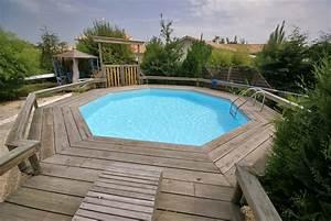 Piscine En Kit Pas Cher : kit piscine enterree pas cher ~ Melissatoandfro.com Idées de Décoration