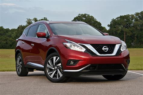 Murano Nissan by 2016 Nissan Murano Driven Picture 687622 Car Review