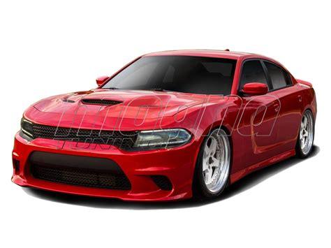 charger hellcat body kit dodge charger mk2 hellcat look body kit