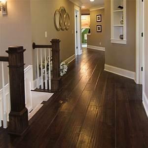 dark hardwood floors with tan paint flooring pinterest With wall paint colors for light wood floors