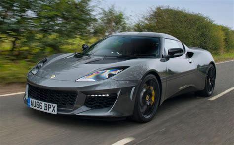 Lotus Evora Sport 410 Review