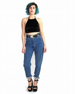 90s Grunge Mom Jeans Hipster High Waist Jeans by honeymoonmuse | Mom jeans outfits | Pinterest ...