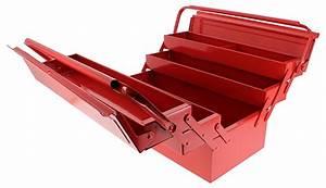 Caisse A Outils Metal : caisse outils en m tal 5 compartiments 89 48 ~ Dode.kayakingforconservation.com Idées de Décoration