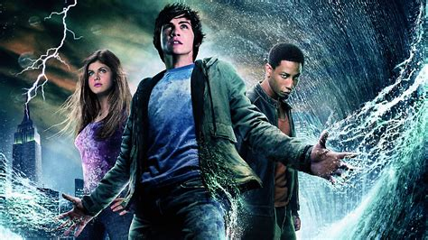 Why You Should Read The Percy Jackson Series