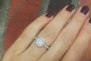 1 carat solitaire engagement ring what does a 1 carat engagement ring look like ritani