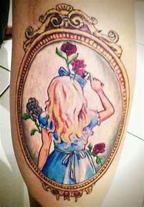100+ Best Alice In Wonderland Tattoos | Wonderland tattoo ...