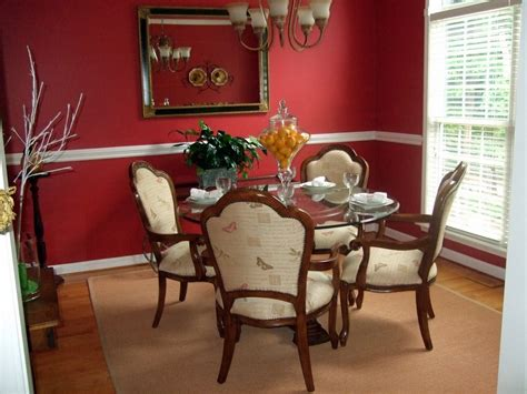 client project updating  traditional dining room emily