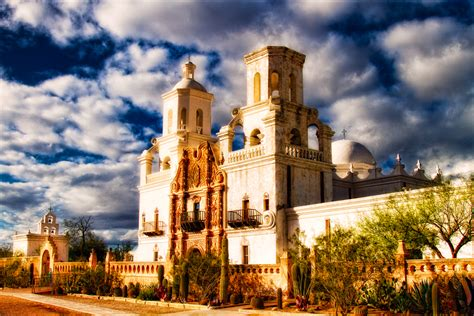 Bits from Beckmann Images: Visit to San Xavier del Bac Mission