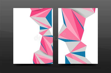 3d abstract geometric shapes modern minimal composition