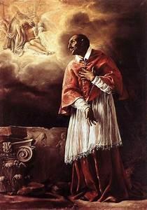 El Santo Del Dia  4 De Noviembre San Carlos Borromeo Cardenal Arzobispo