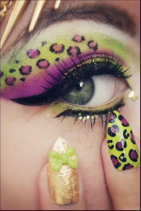 creative makeup art designs