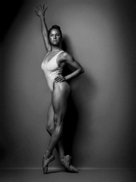 Misty Copeland Is One Hot Ballerina Pics Picture