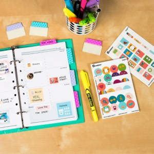 design  print   planner stickers averycom