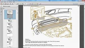 Manuales De Taller De Volvo  Volvo Xc70 Motor Gasolina L5