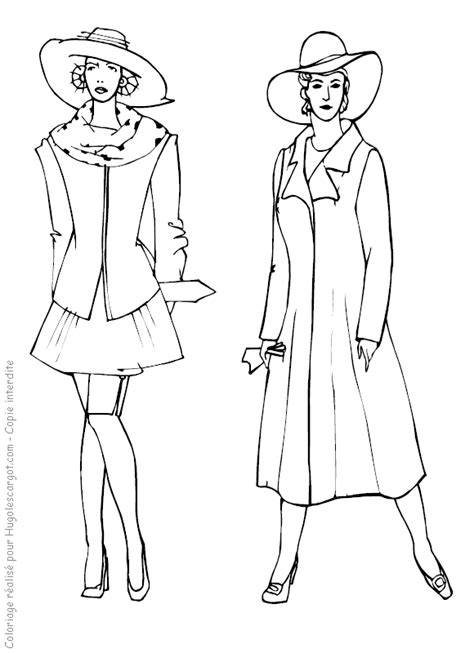 stylish page fashion design coloring pages bestofcoloring com