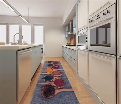 tapis de cuisine moderne cuisine naturelle