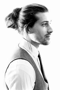 15+ Men Ponytail Hairstyles | Mens Hairstyles 2018