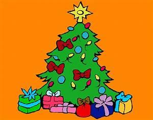 Disegno Albero di Natale colorato da Giorgia il 06 di Dicembre del 2012