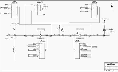 European Industrial Wiring Diagram by Understanding Substation Single Line Diagrams And Iec