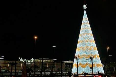 iluminamos la navidad nevada shopping